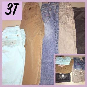 3t Jeans Bundle